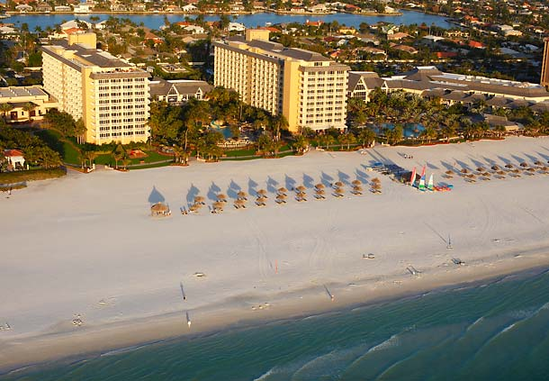Marco Island Marriott Beach Resort 1