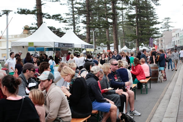 Manly Food & Wine Festival 2014