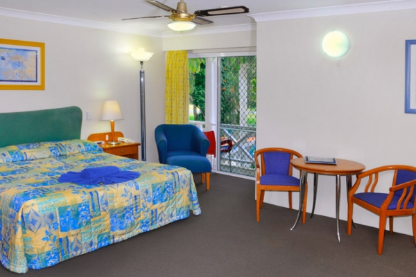 Aston Motel in Yamba, NSW, Australia