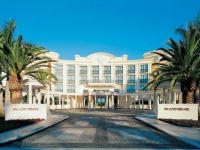 Australia, Gold Coast, Luxury under the microscope with Palazzo Versace