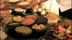 Indonesia, Bali, Manggis, Try Balinese culinary classes at Alila Manggis resort