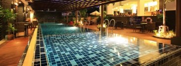 Asia, Thailand, Phuket, Hotel-hopping with Barameehip Resortel and Baramee Hotel, in Patong Phuket